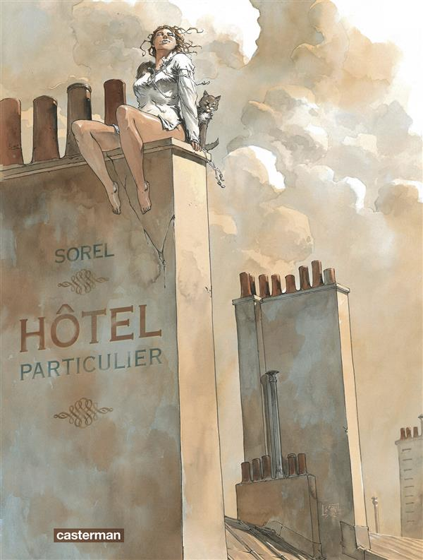 HOTEL PARTICULIER Sorel Guillaume Casterman